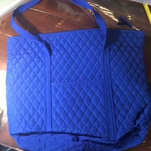 Bags - Set of TWO Blue Travel Totes